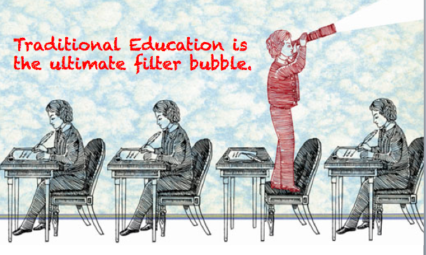 traditional education Education - online education is in trend nowadays in the future, students may have the opportunity to study at home with computers rather than go to traditional.