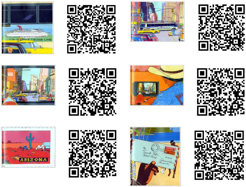Zoom: Communicating Perspective (QR Code Activity) | User Generated ...