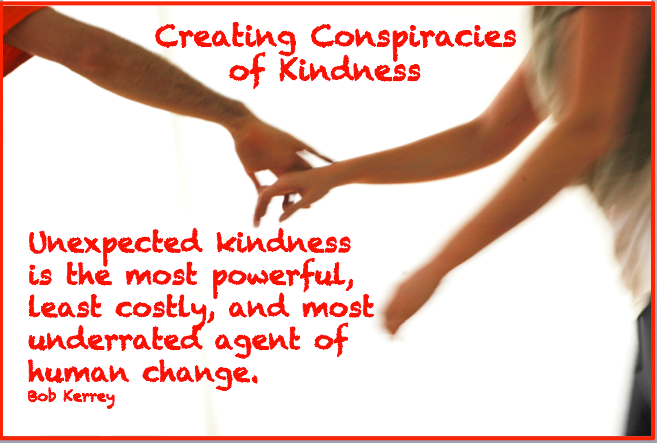 conspiracies of kindness