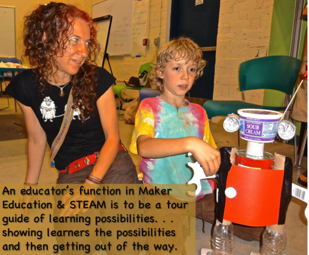 makered teacher