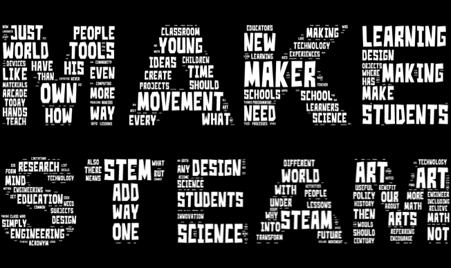 MAKE STEAM: Giving Maker Education Some Context