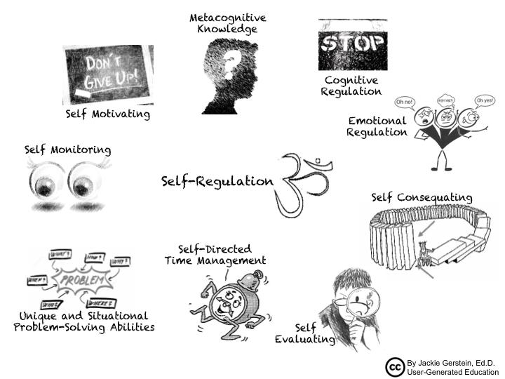 Αυτο-ρυθμιζόμενη μάθηση