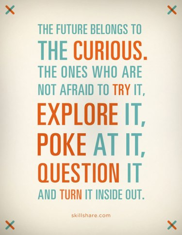 BlogTV - The Future Belongs to the Curious: How Are We Bringing Curiosity Into School? | User Generated Education