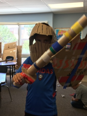 Cardboard Creations: A Maker Education Camp | User Generated